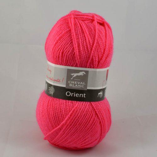 Orient 9 Svietivá ružová