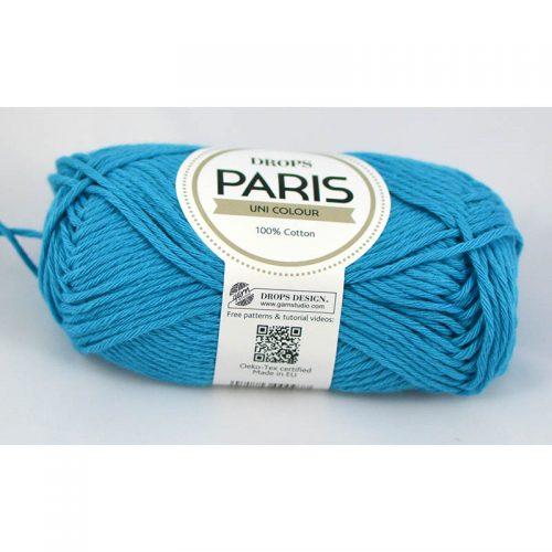 Paris 10 stredomorská modrá