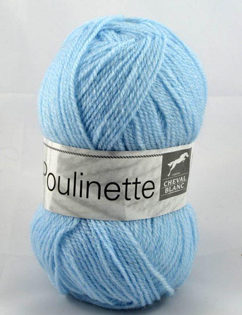 Poulinette 291 Svetlá modrá