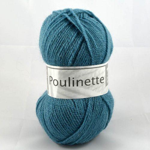 Poulinette 301 Kobaltová modrá