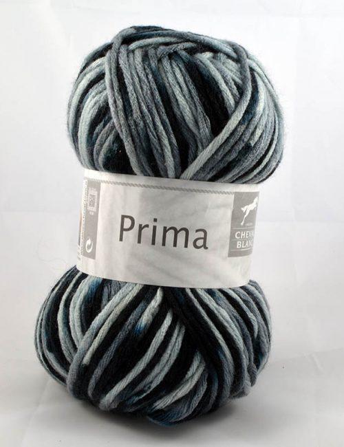 Prima 402 sivá/čierna/prírodná