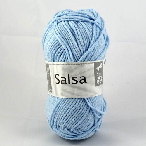 Salsa 291 svetlá modrá