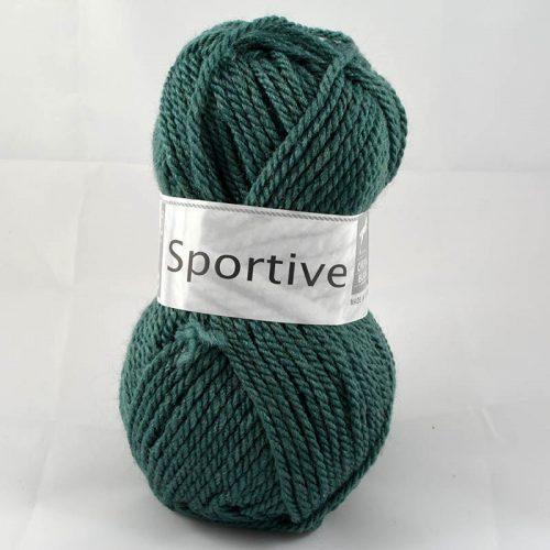 Sportive 102 fľašková zelená