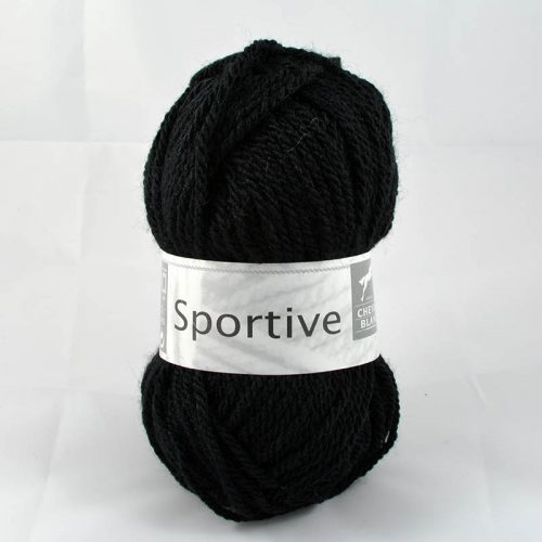 Sportive 12 čierna