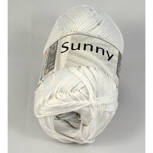 Sunny 11 biela