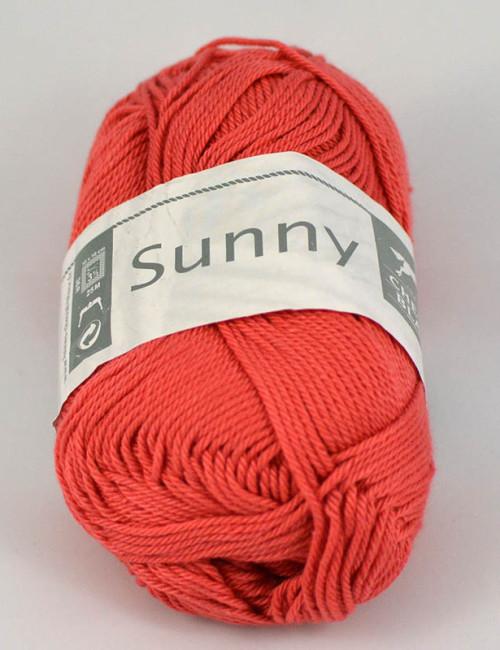 Sunny 179 koralová červená