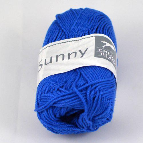 Sunny 8 stredná modrá