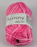 Sunny multi 409 ružový melír