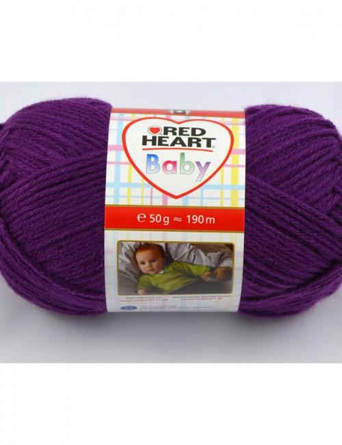 Baby 8527 purpurová
