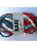 Bari 507 sivo-bielo-červená
