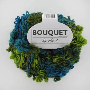 Bouquet 150g 403 modrozelený