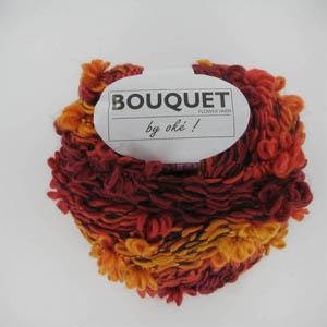 Bouquet 150g 405 žlto-oranžovo-červený