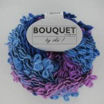 Bouquet 150g 408 fialovomodrý
