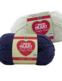 Comfy wool - všetky odtiene