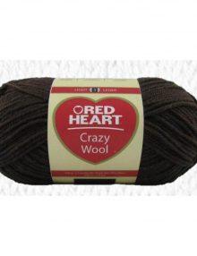 Crazy wool 100g - všetky odtiene