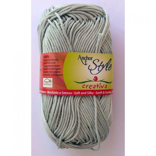 Anchor Style Creativa 398 perlová sivá