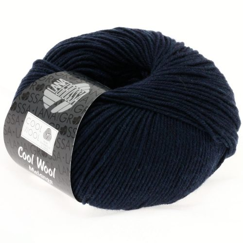 Cool Wool 2000 tmavomodrá 114