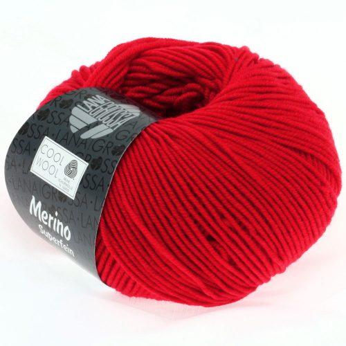 Cool Wool 2000 jasná červená 417