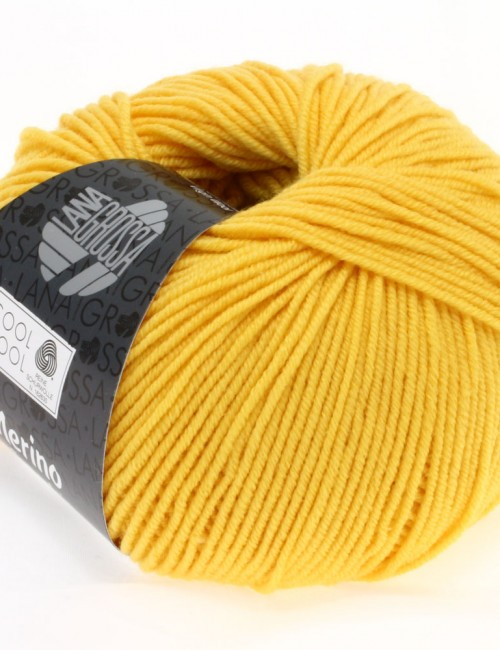 Cool Wool 2000 žltá 419
