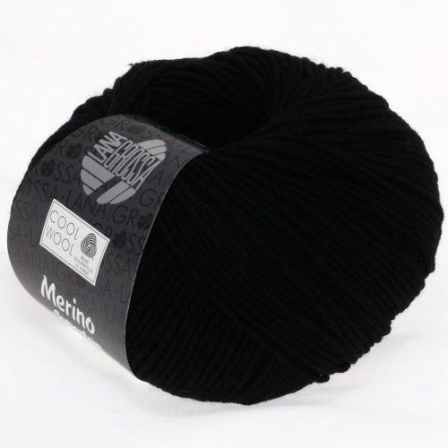 Cool Wool 2000 čierna 433