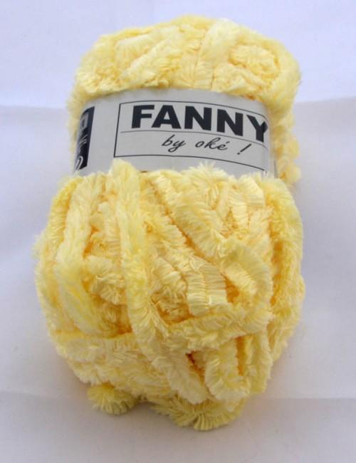 Fanny 97 svetlá žltá