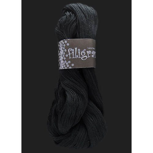 Filigran 2511 Čierna 100g