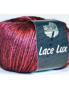 Lace Lux 13 bordová/čierna