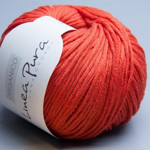 Organico 22 červená