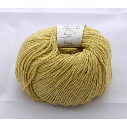 ggh Linova 20 žltá krémová
