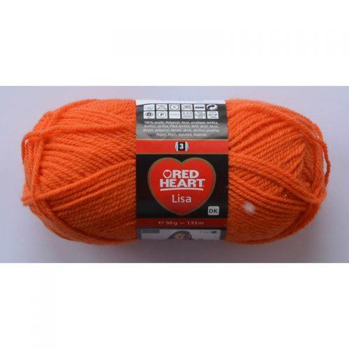 Lisa 205 oranžová