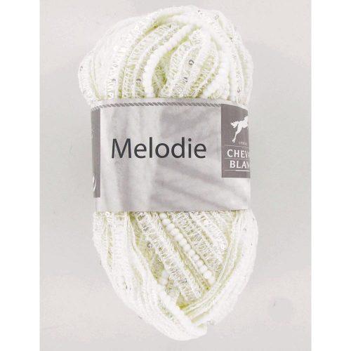 Mélodie 11 biela