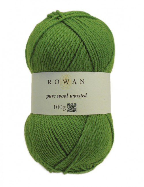 Pure Wool worsted 100g - všetky odtiene