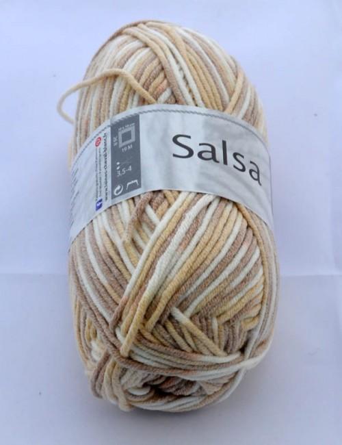 Salsa 116 Béžová žakárová