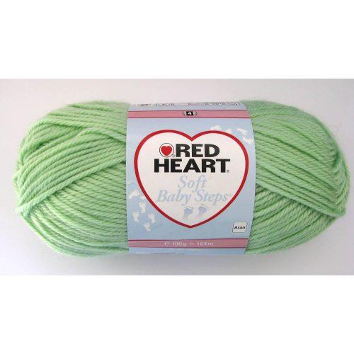 Soft Baby Steps 5 mentolová zelená