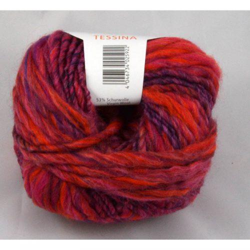ggh Tessina 3 červená/fialová