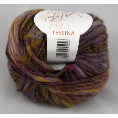 ggh Tessina 5 fialová/sivá/okrová