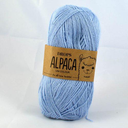 Alpaca 6205 Svetlomodrá