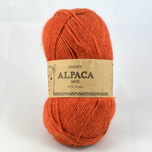 Alpaca mix 2925 hrdzavá