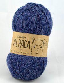 Alpaca mix 6360 Džínsová modrá