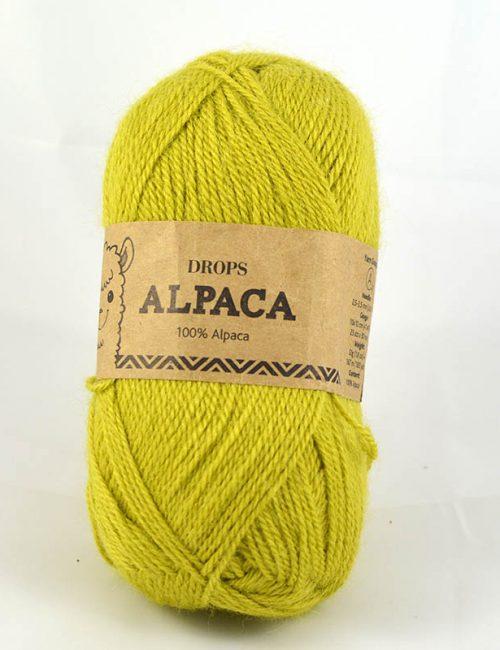 Alpaca uni 2916 anízová zelená