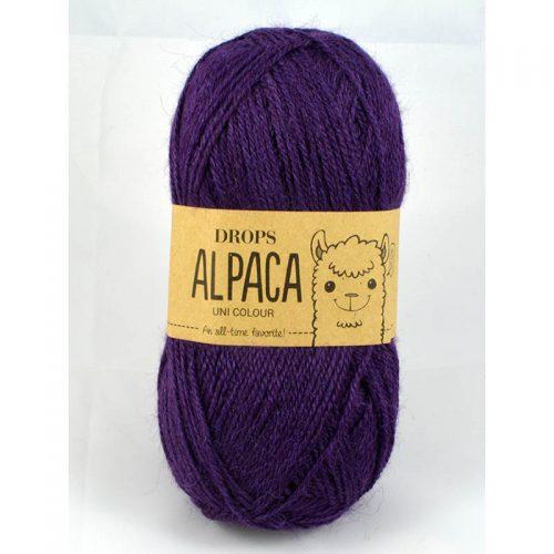 Alpaca 4400 tmavá fialová