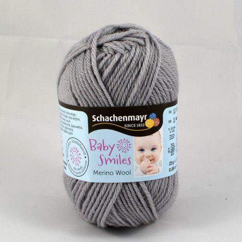 BS Merino Wool 1090 sivá