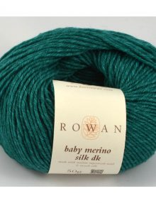 Baby merino silk dk 685 smaragd