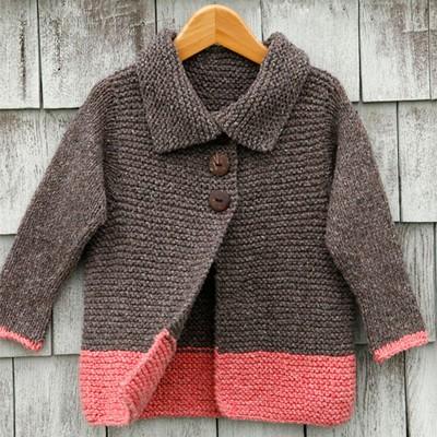 Kabátik Berroco