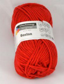 Boston 30 jasná červená