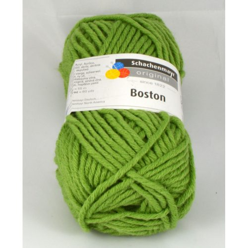 Boston 71 machová zelená