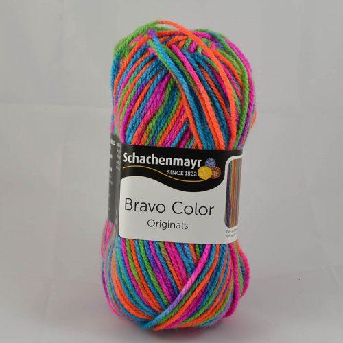 Bravo color 95 neónový mix