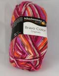 Bravo color 2082 ružová/oranžová/fialová