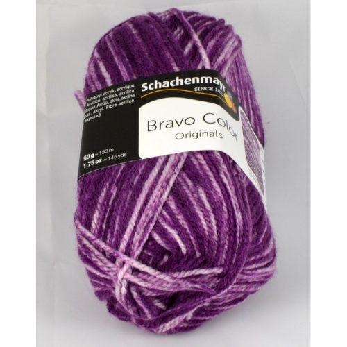 Bravo color 2112 fialová denim