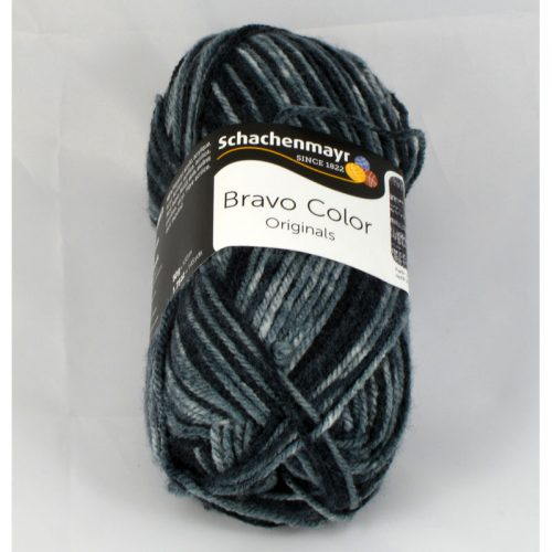 Bravo color 2114 sivá denim